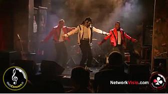 Michael Jackson par MjLil Jackson alias Lilian CARLES
